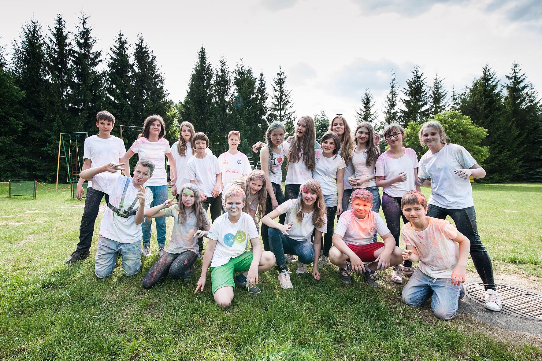 Obozy letnie dla dzieci i młodzieży